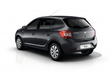 Dacia Sandero Black Touch…