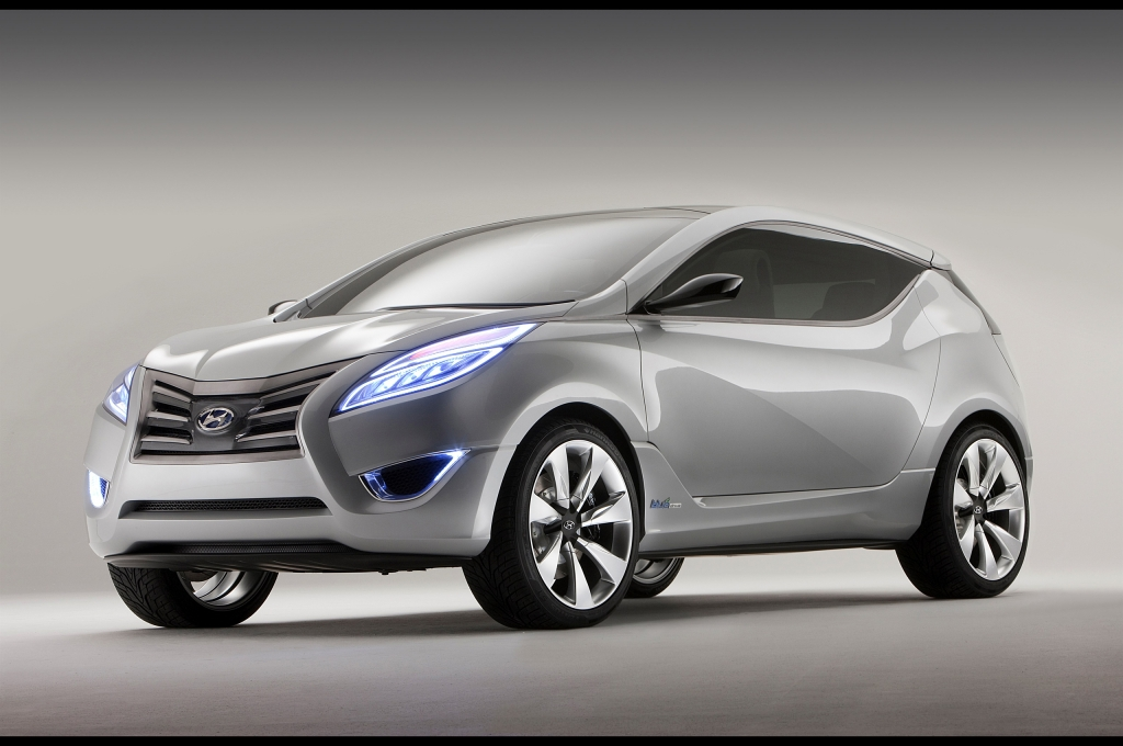 Hyundai HCD-11 Nuvis Concept 2009 - Photo 09 - 1024x680