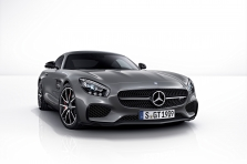 Mercedes AMG GT S Edition…