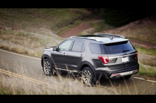 Ford Explorer 2016 - Phot…
