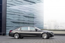 Mercedes S 600 Maybach 20…