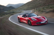 Chevrolet Corvette Stingr…