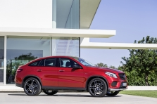 Mercedes GLE 450 AMG Coup…