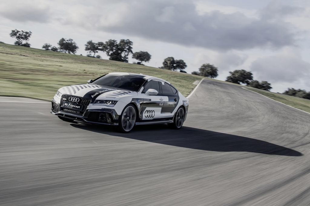 Audi RS7 Piloted Driving Concept 2014 - Photo 26 - 1024x680