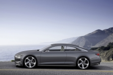 Audi Prologue Piloted Driving Concept 2015