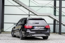 Mercedes C 450 AMG 4Matic…
