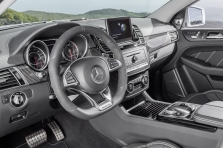 Mercedes GLE 63 AMG Coupe…