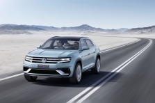 Volkswagen Cross Coupe GT…