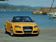 Audi RS4 Cabriolet 2006 -…