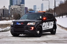 Ford Police Interceptor Utility 2016