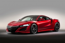 Honda NSX 2016 - Photo 01