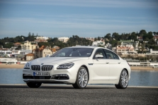BMW Serie 6 Gran Coupe 20…