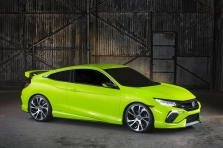 Honda Civic Concept 2015