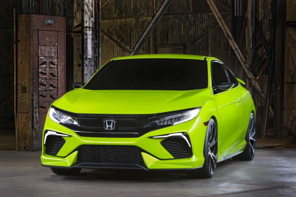 Honda Civic Concept 2015 - Photo 04 - 1024x680
