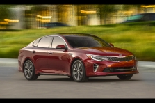 Kia Optima 2016 - Photo 1…