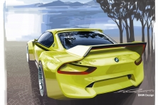 BMW 3.0 CSL Hommage Conce…