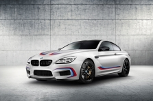 BMW M6 Coupe Competition …