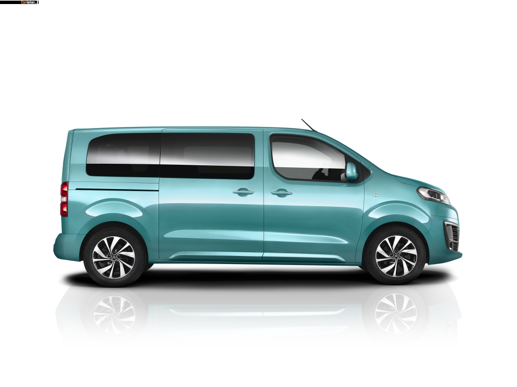Citroen SpaceTourer 2016 - Photo 28 - Taille: 1024x768