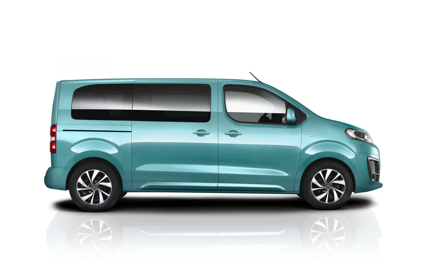 Citroen SpaceTourer 2016 - Photo 28 - Taille: 1440x900