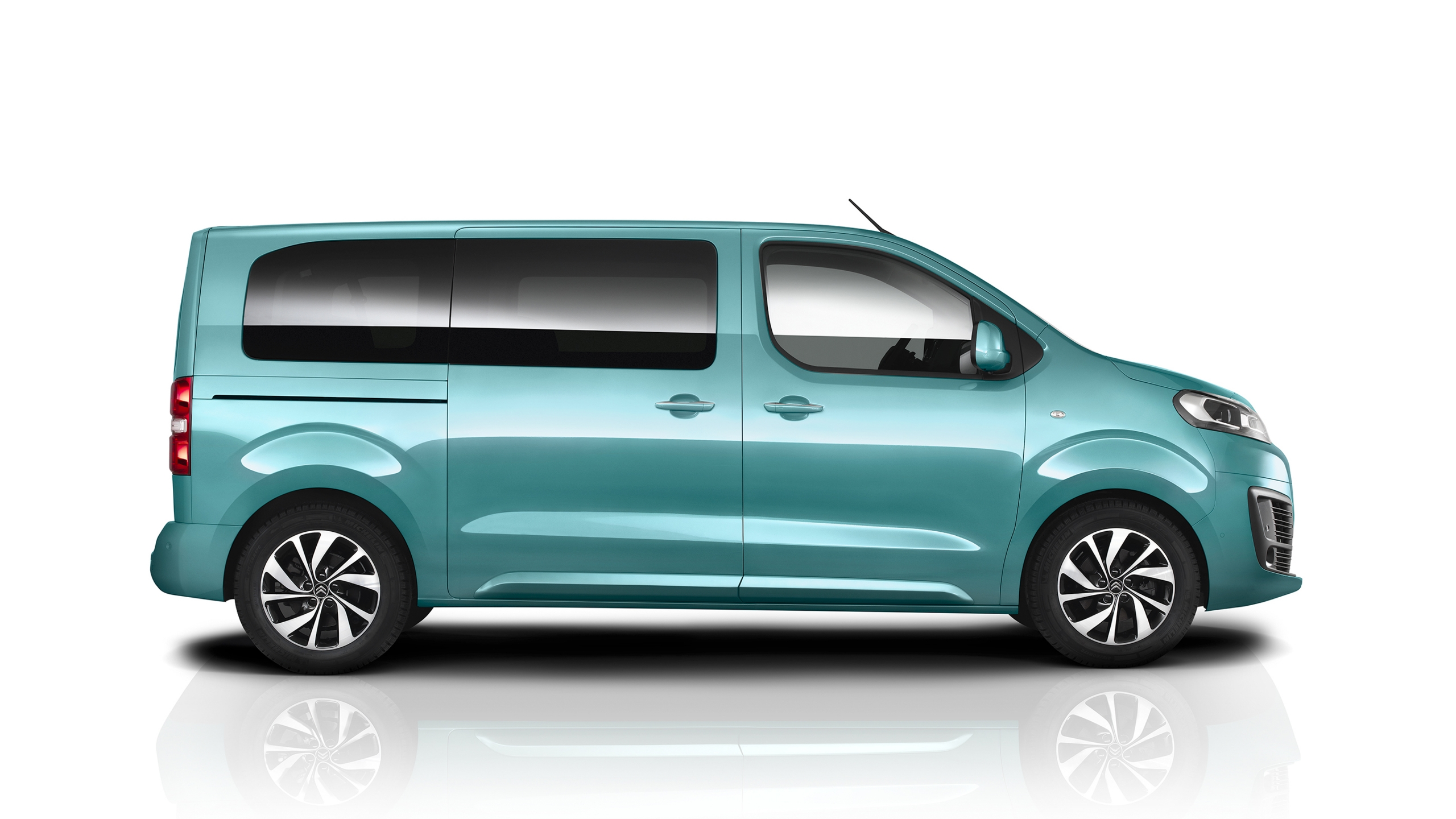 Citroen SpaceTourer 2016 - Photo 28 - Taille: 2560x1440