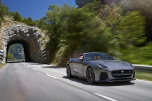 Jaguar F-Type SVR Cabriol…