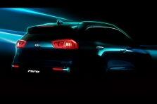 Kia Niro 2016 - Photo 02