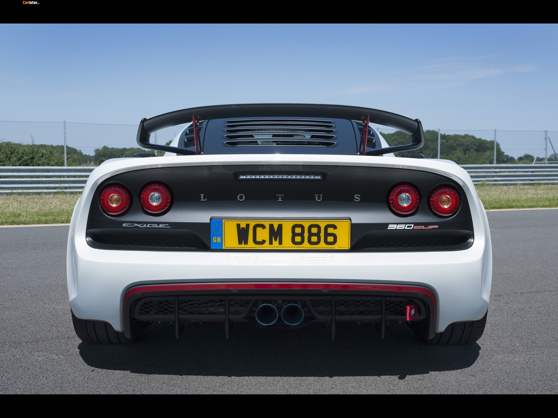 Lotus Exige 360 Cup 2016 - Photo 12 - Taille: 1920x1440