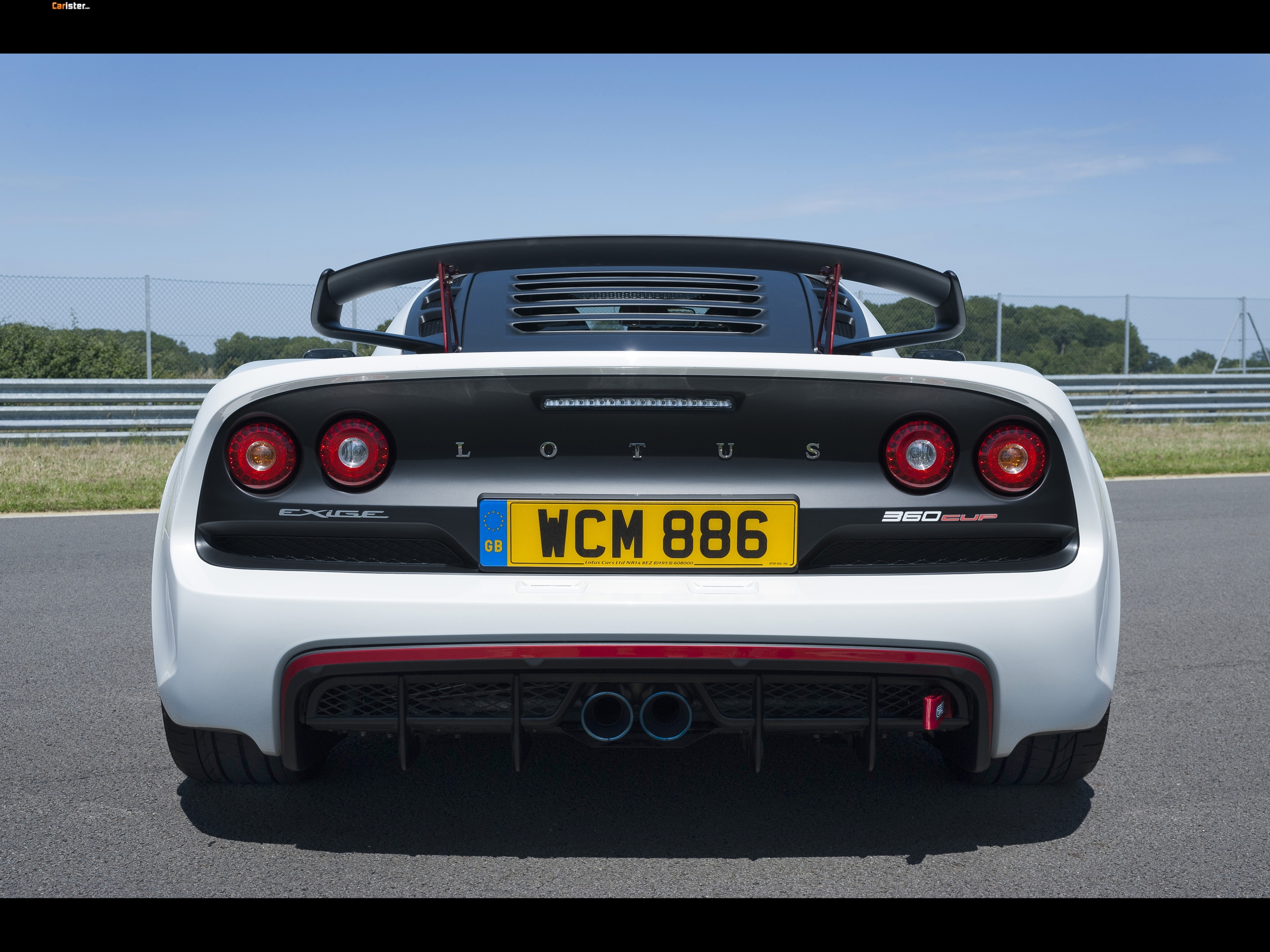 Lotus Exige 360 Cup 2016 - Photo 12 - Taille: 2560x1920