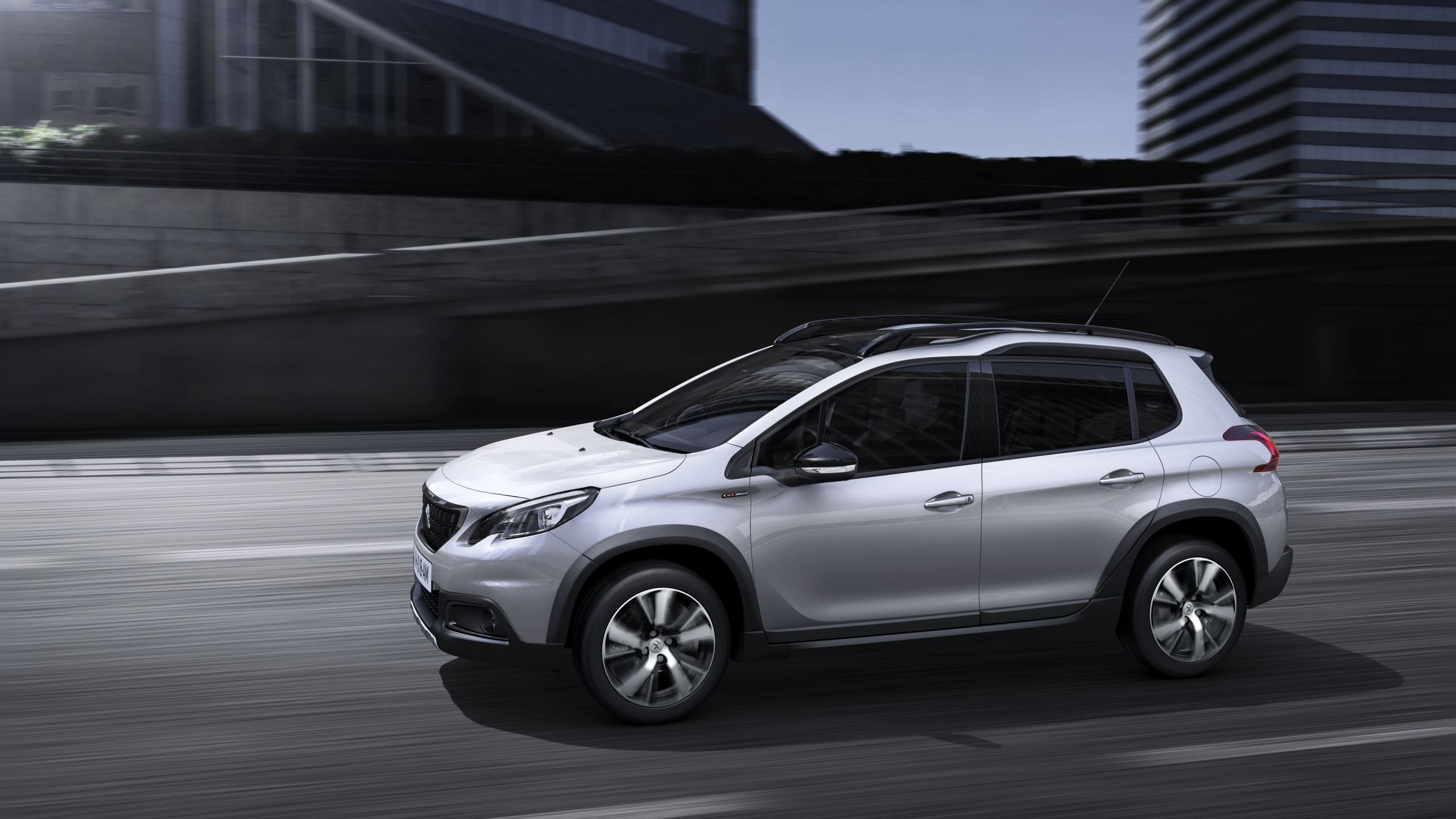 Peugeot 2008 Gt Line 2017 Photo 02 Taille 2560x1440