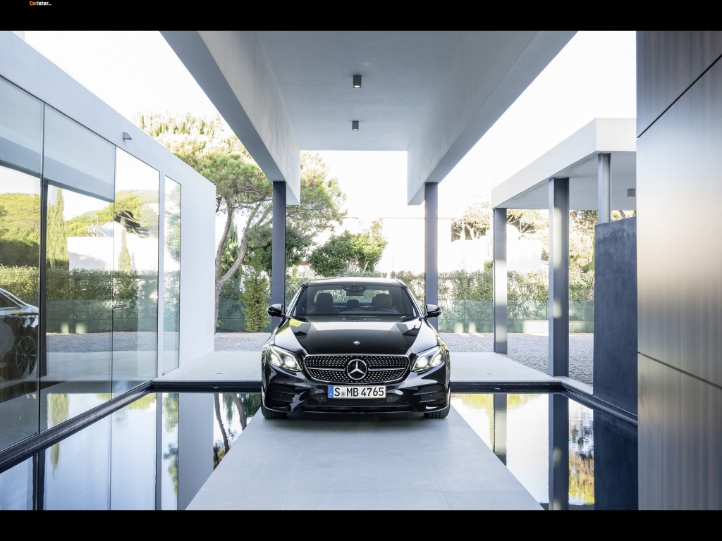 Mercedes E 43 AMG 4Matic 2017 - Photo 07 - Taille: 1024x768