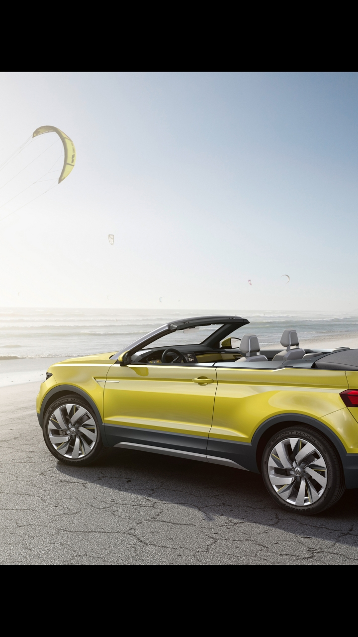 Volkswagen T-Cross Breeze Concept 2016 - Photo 03 - Taille: 720x1280