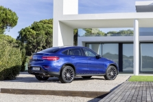 Mercedes GLC Coupe 2017 -…