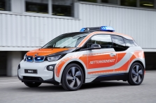 BMW i3 Emergency 2016