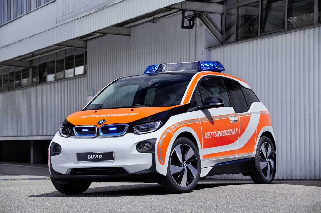 BMW i3 Emergency 2016 - Photo 03 - 1024x680