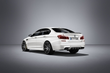 BMW M5 Competition Edition 2016