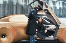BMW Vision Next 100 Conce…