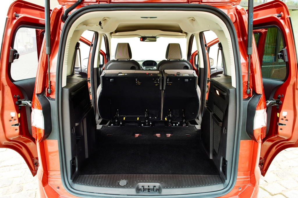 Ford Tourneo Courier 2014 - Photo 37 - 1024x680