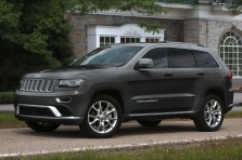Jeep Grand Cherokee Platinum 2016