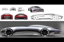 Mercedes-Mayback Vision 6 Concept 2016