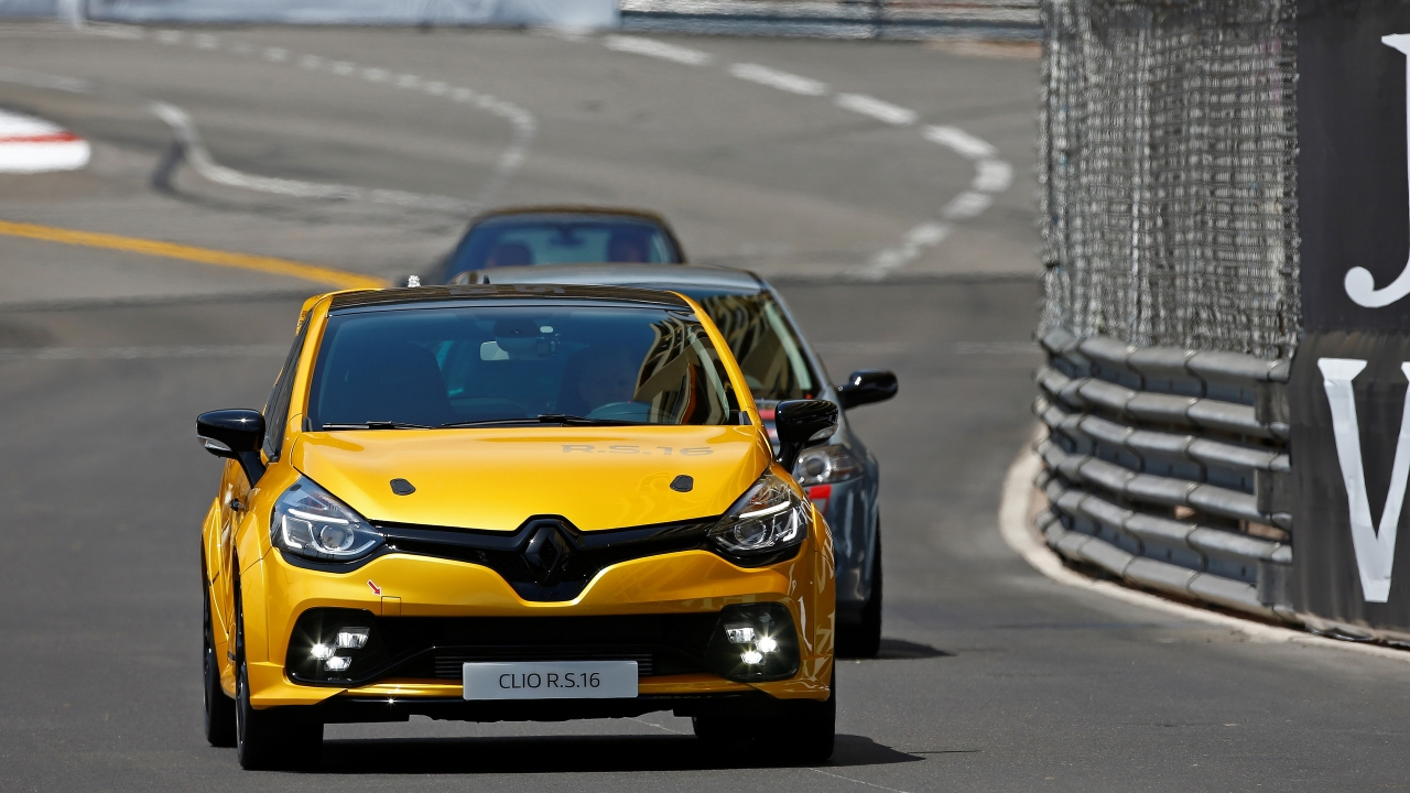 Renault Clio RS 16 Concept 2016 - Photo 27 - Taille: 1280x720