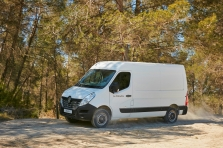 Renault Master X-Track 2016