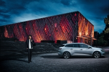 Renault Megane Estate 201…