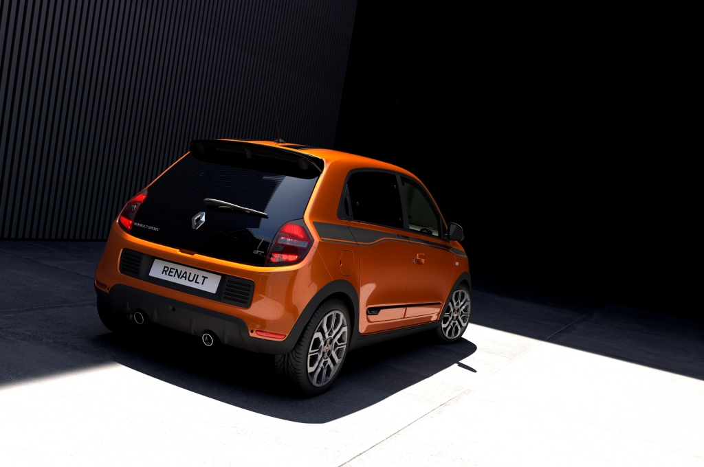 Renault Twingo GT 2016 - Photo 04 - 1024x680
