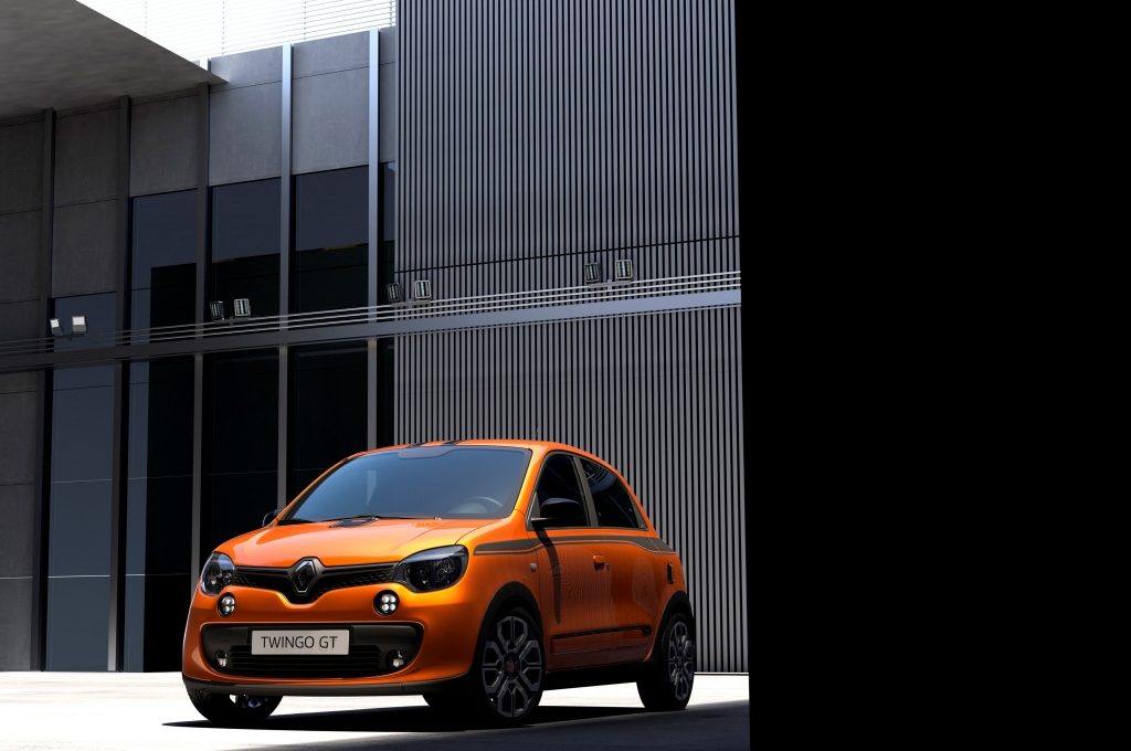 Renault Twingo GT 2016 - Photo 14 - 1024x680