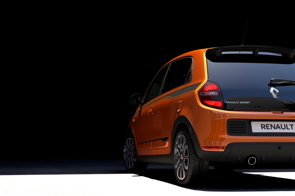 Renault Twingo GT 2016 - Photo 05 - 1024x680