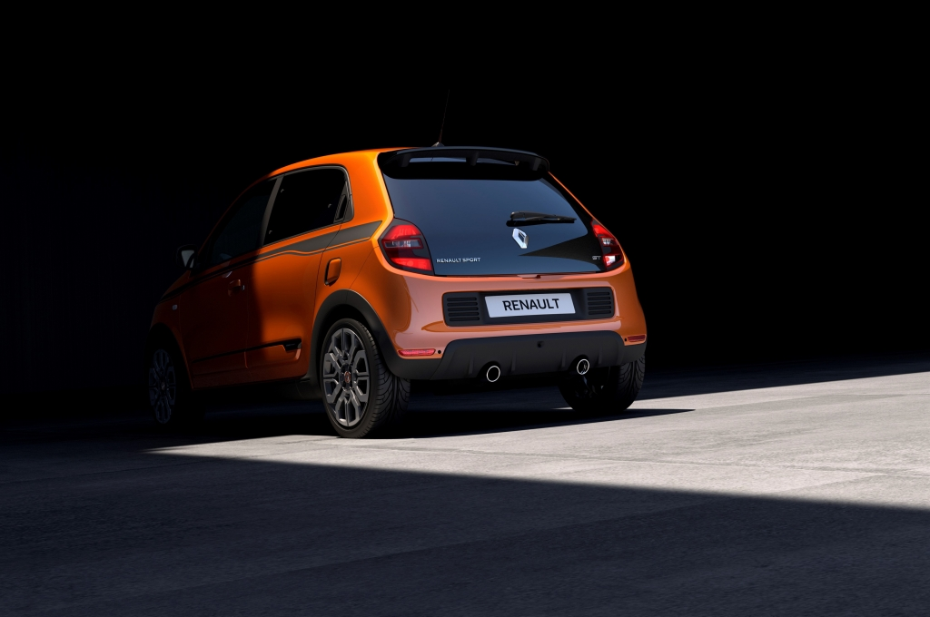 Renault Twingo GT 2016 - Photo 06 - 1024x680