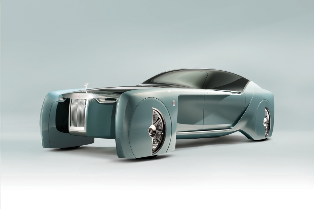 Rolls-Royce Vision Next 100 Concept 2016 - Photo 15 - 1024x680