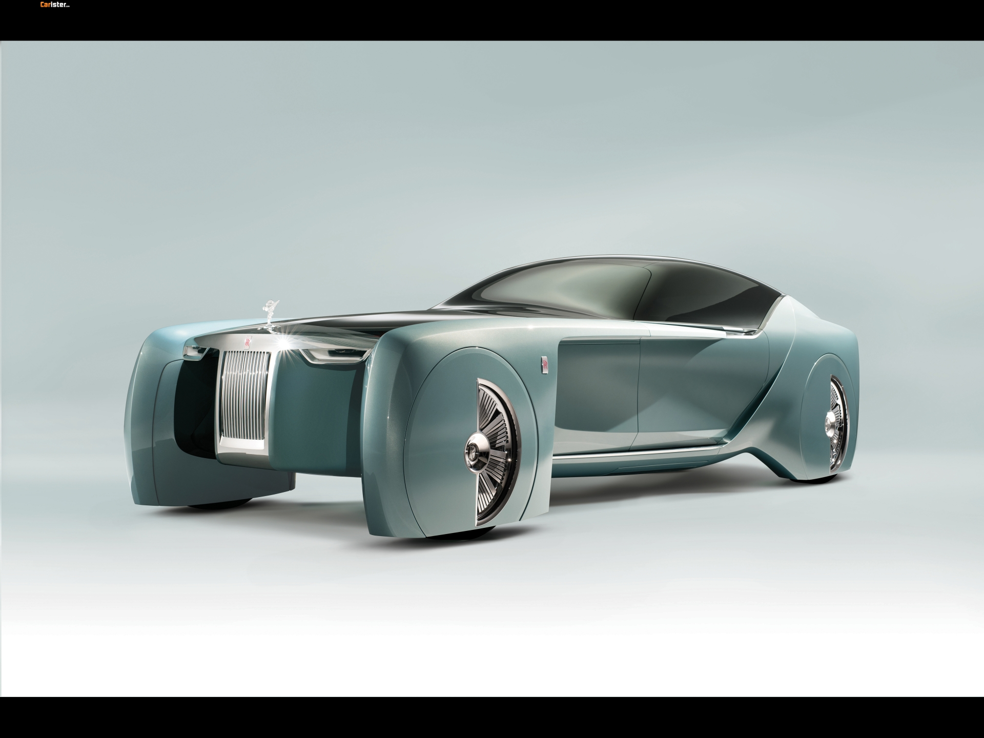 Rolls-Royce Vision Next 100 Concept 2016 - Photo 15 - Taille: 1920x1440