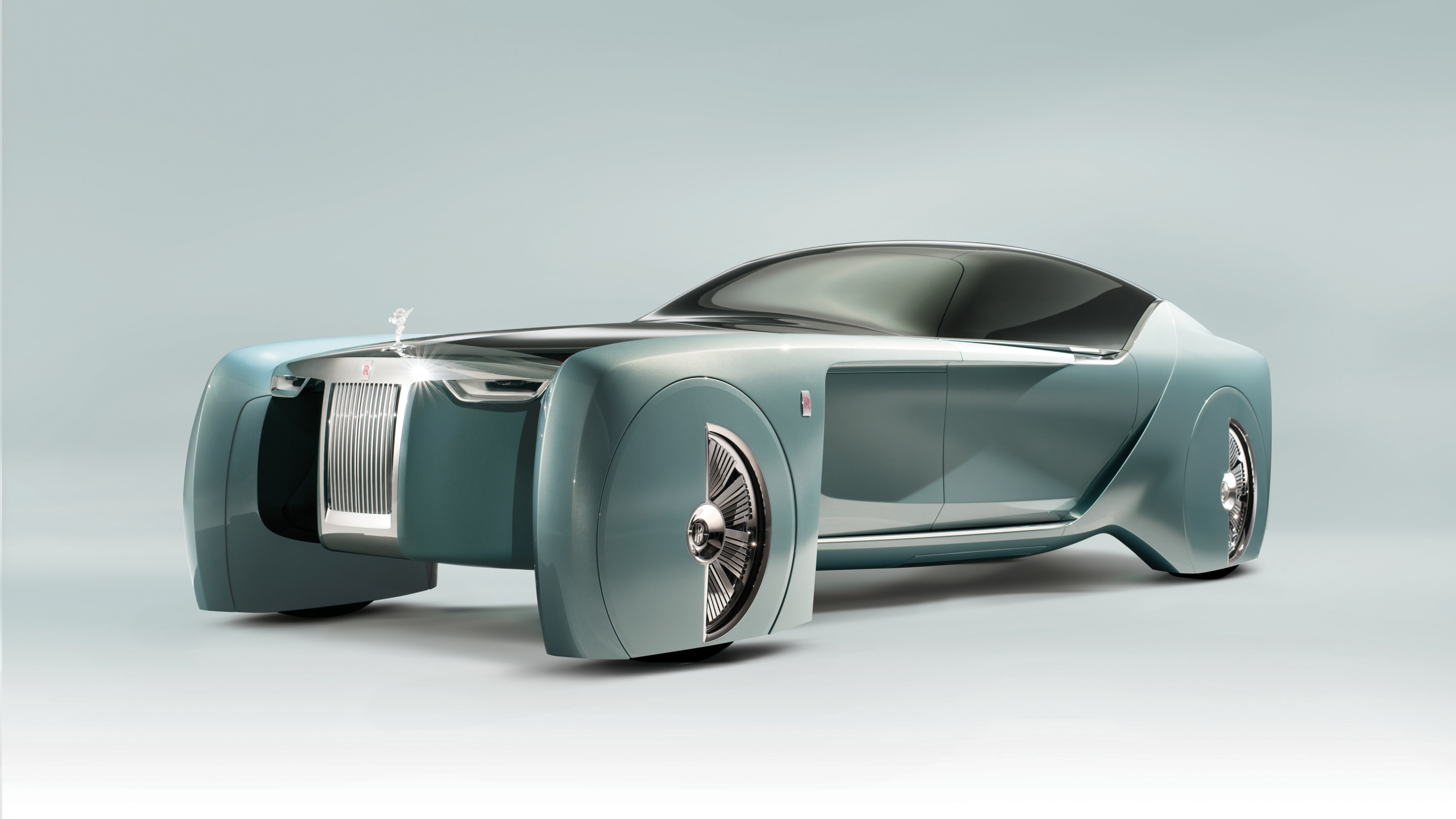 Rolls-Royce Vision Next 100 Concept 2016 - Photo 15 - Taille: 2560x1440