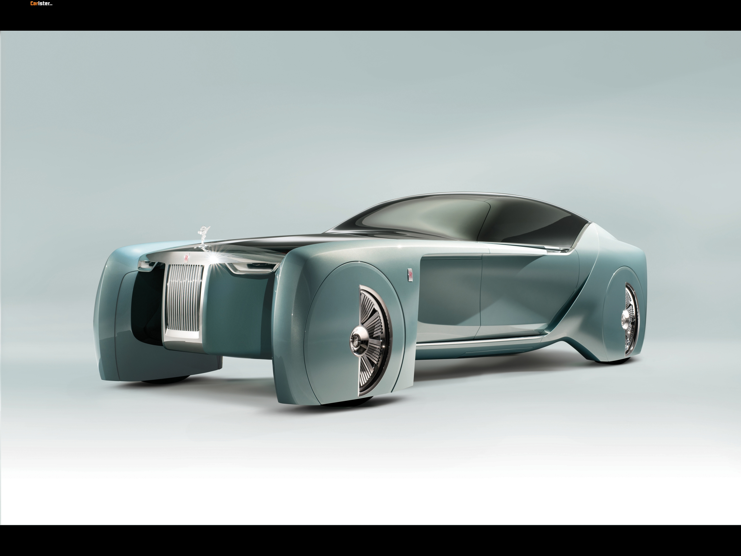 Rolls-Royce Vision Next 100 Concept 2016 - Photo 15 - Taille: 2560x1920
